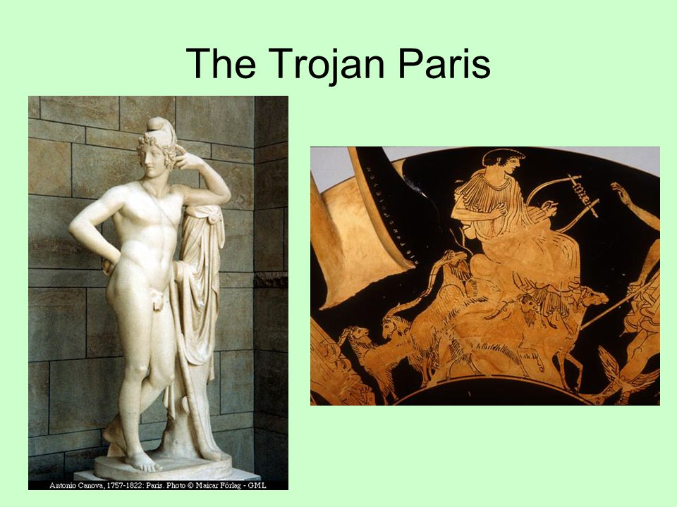 The Trojan Paris