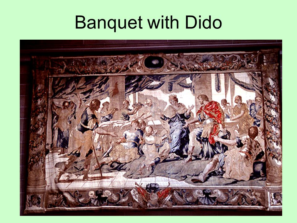 Banquet with Dido