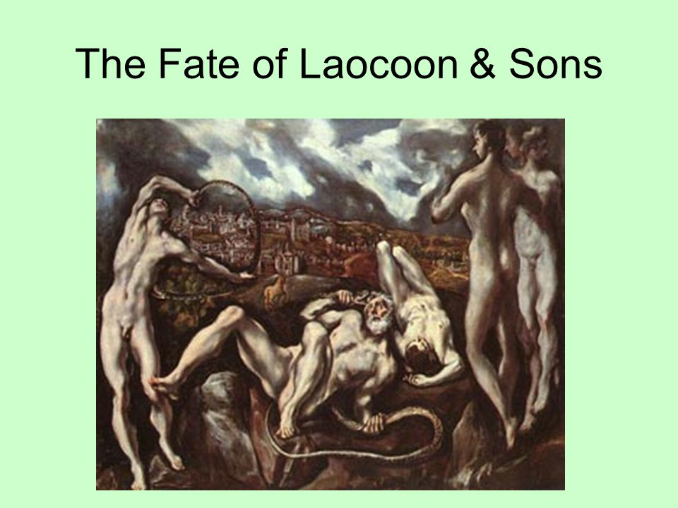 The Fate of Laocoon & Sons