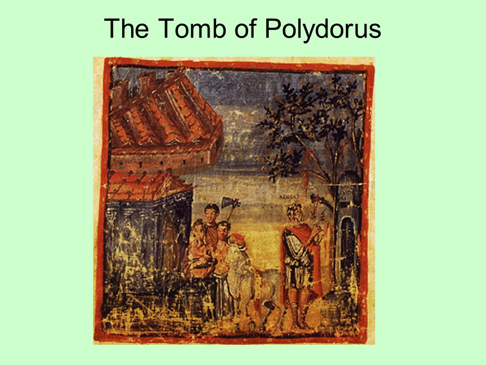 The Tomb of Polydorus