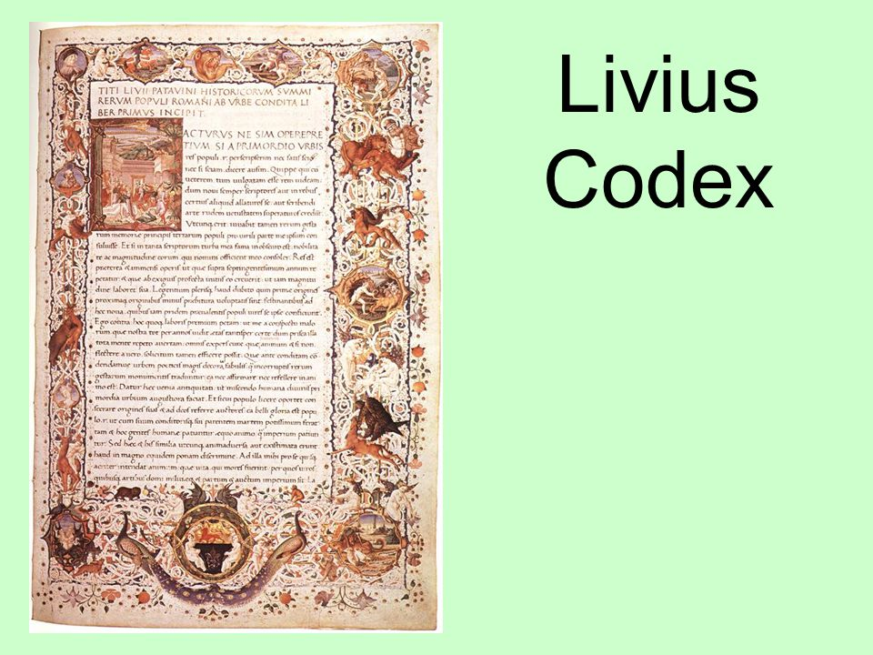 Livius Codex
