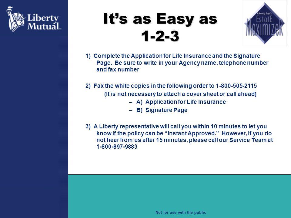 It's as Easy as 1-2-3