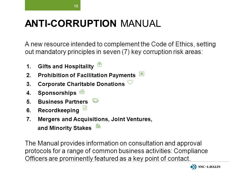 Anti-Corruption Manual