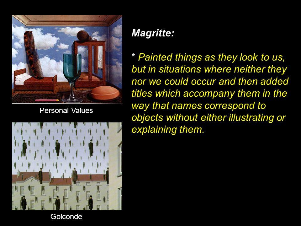 Magritte: