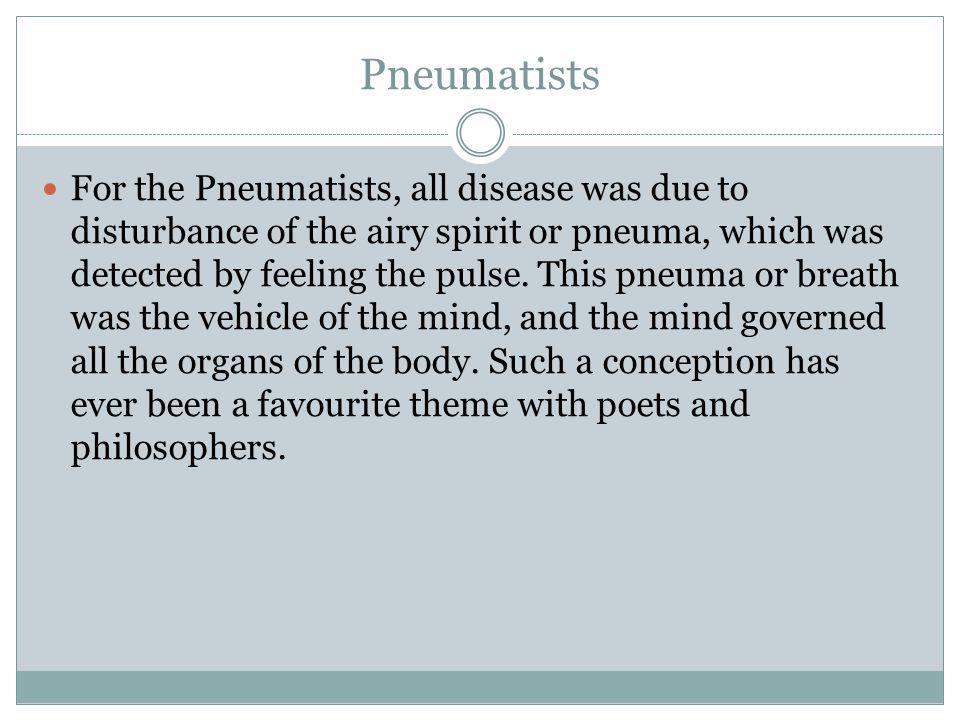 Pneumatists