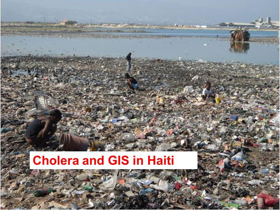 Outbreaks of cholera in Haiti: Long-term social problems
