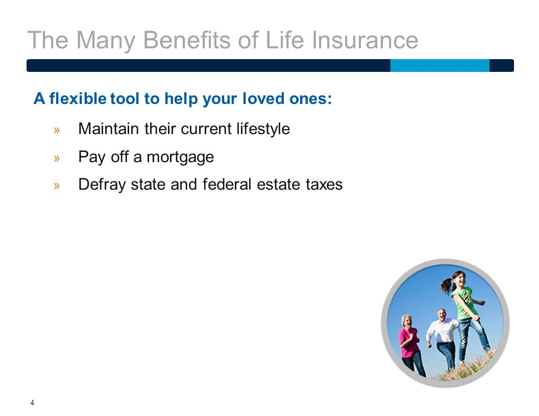 The Many Benefits of Life Insurance