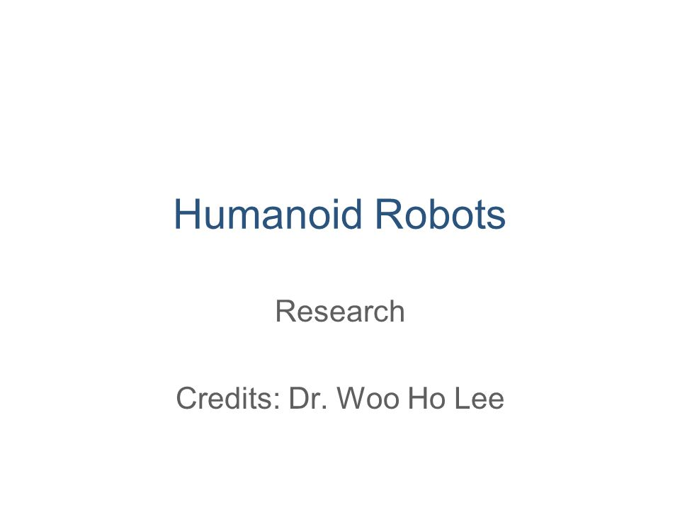 Research Credits: Dr. Woo Ho Lee