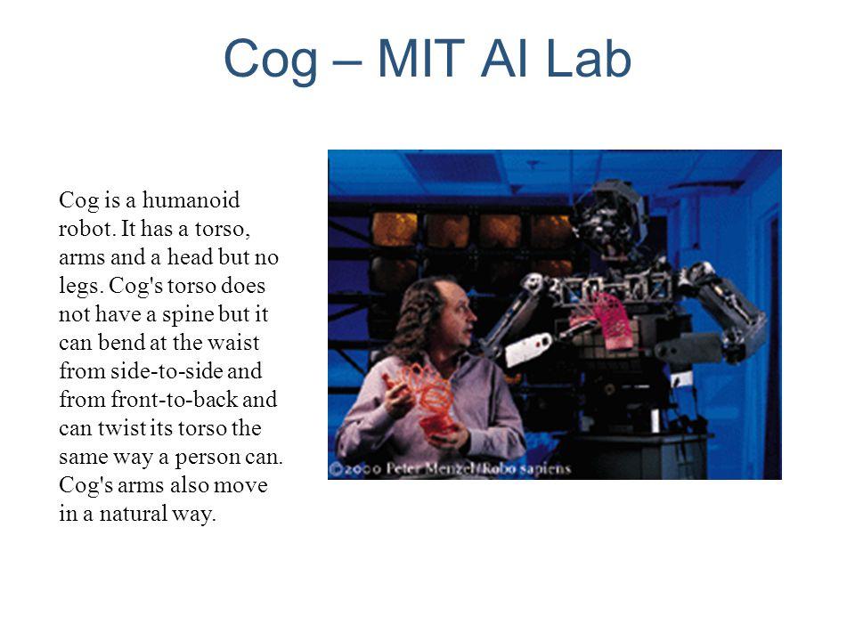 Cog – MIT AI Lab