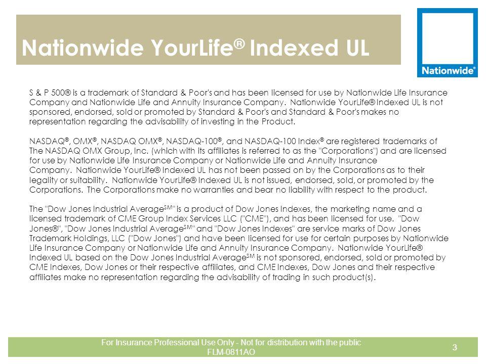 Nationwide YourLife® Indexed UL