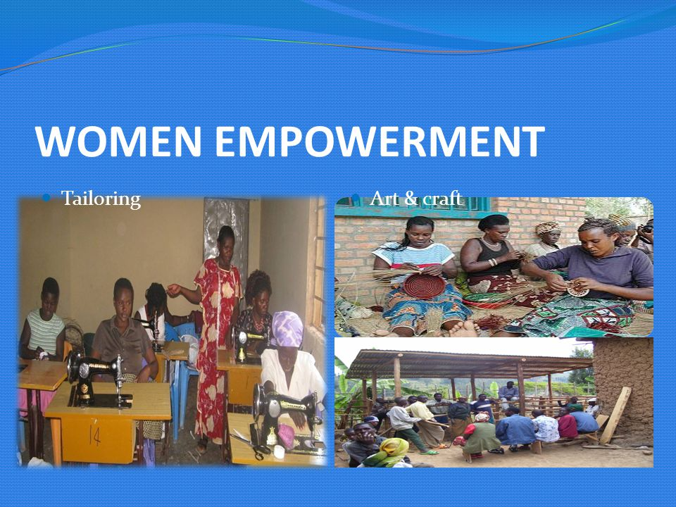 WOMEN EMPOWERMENT Tailoring Art & craft
