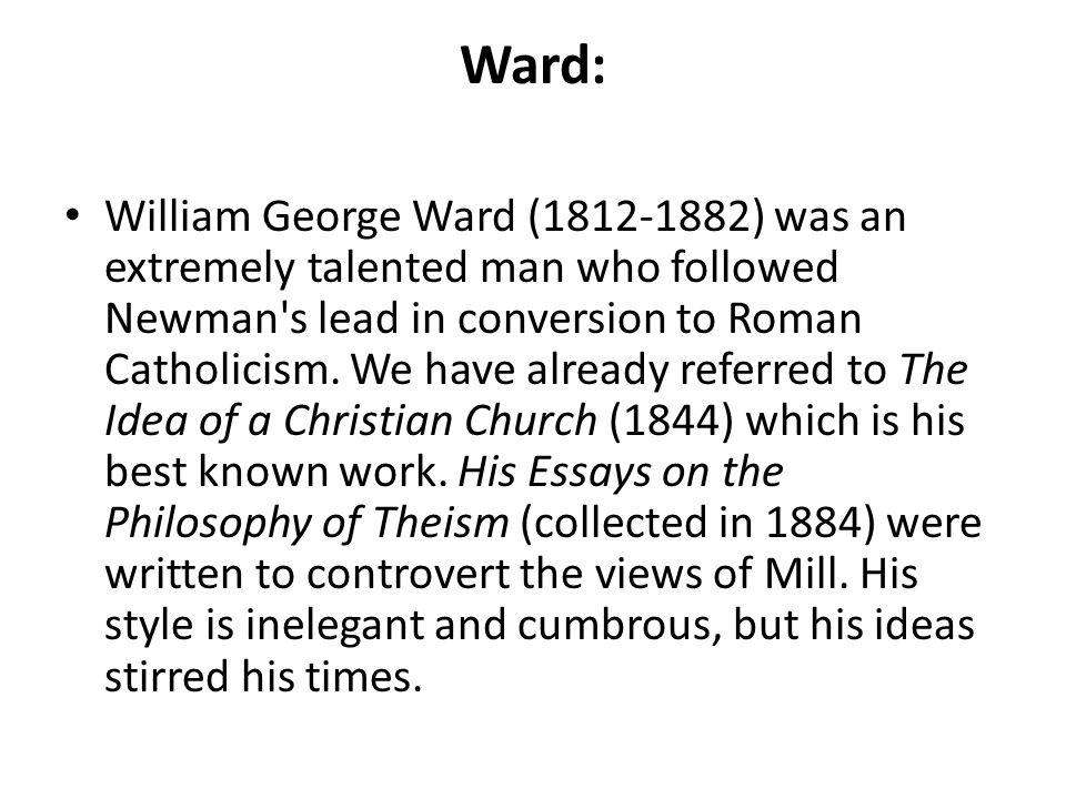 Ward: