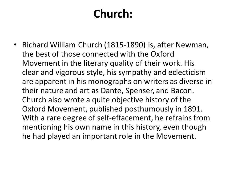 Church: