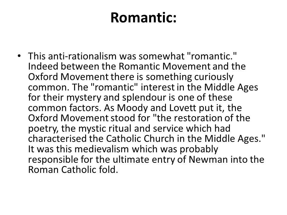 Romantic: