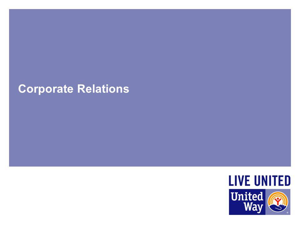 Corporate Relations PJ