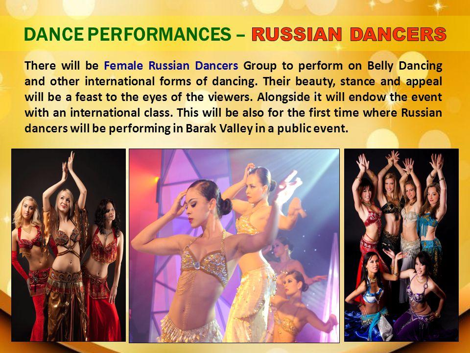 DANCE PERFORMANCES – RUSSIAN DANCERS