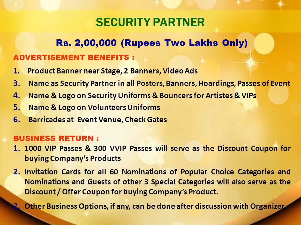 Rs. 2,00,000 (Rupees Two Lakhs Only)