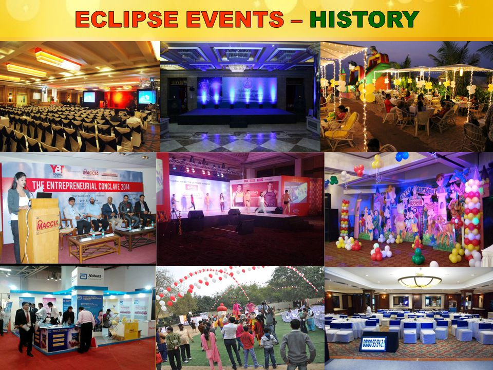 ECLIPSE EVENTS – HISTORY