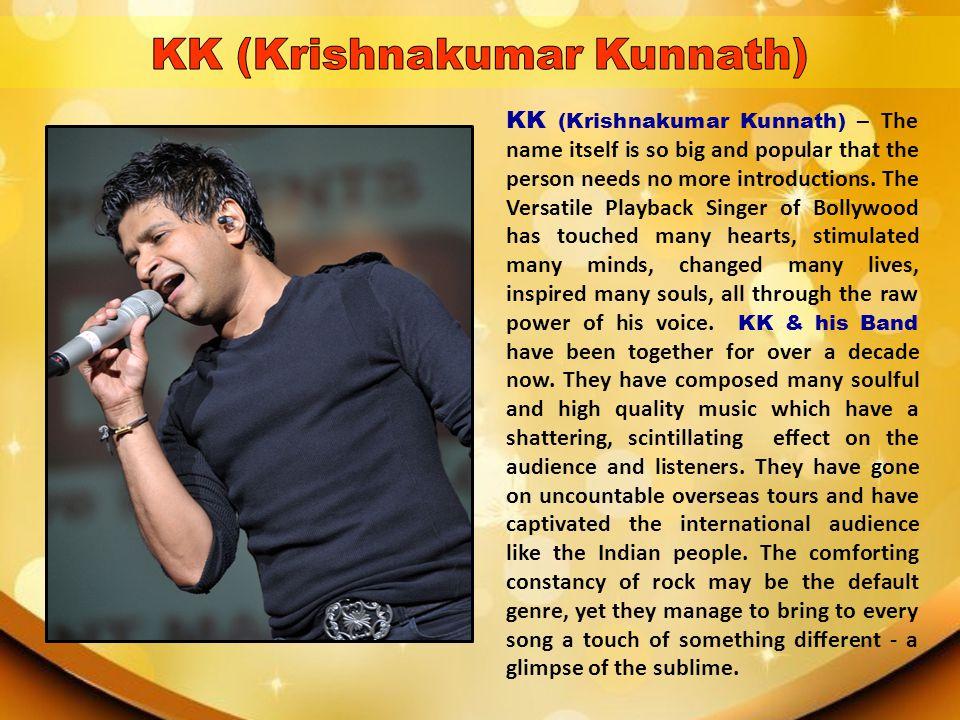 KK (Krishnakumar Kunnath)