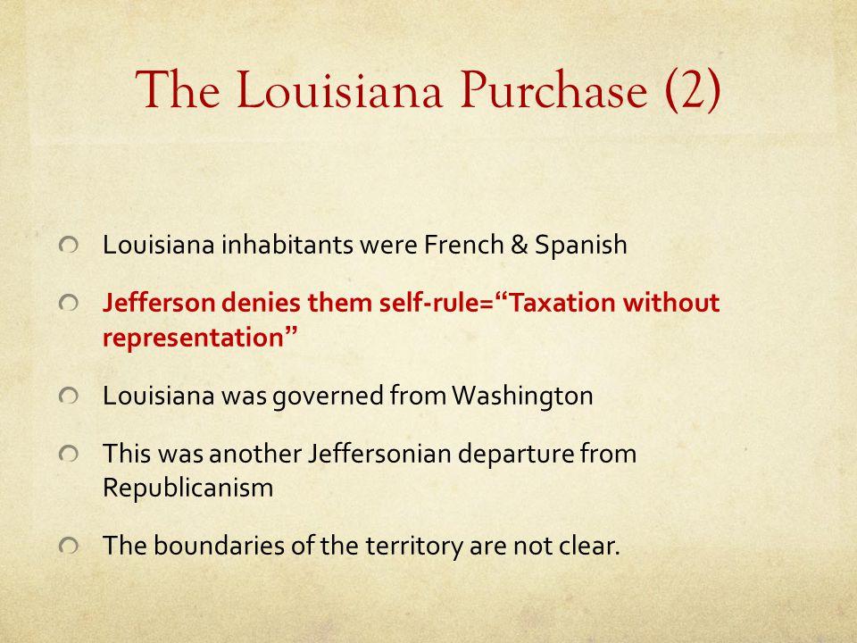 The Louisiana Purchase (2)