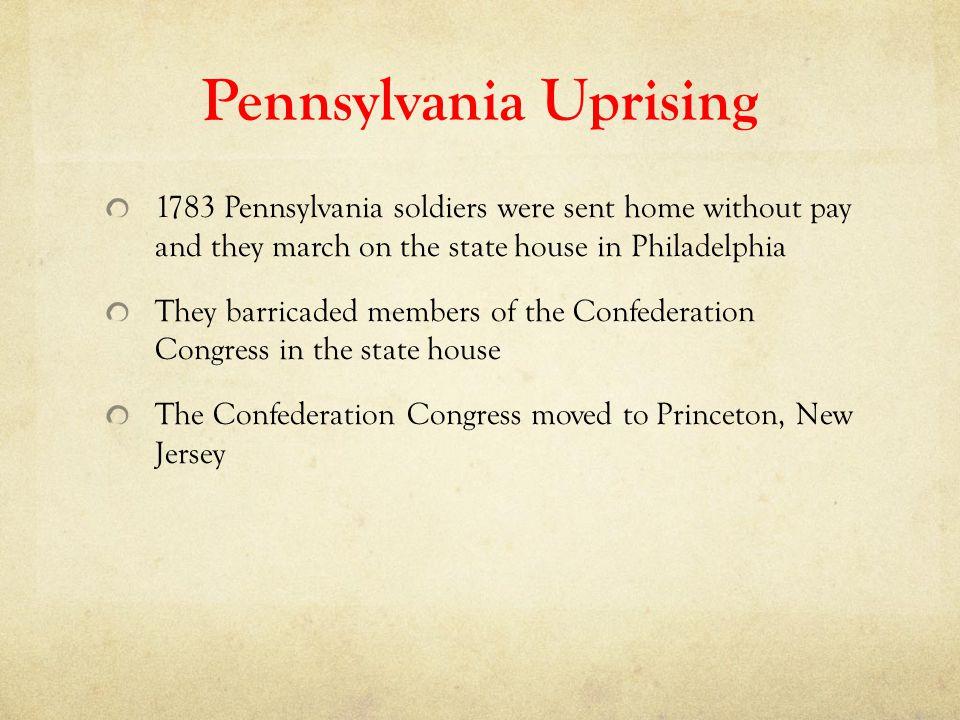 Pennsylvania Uprising