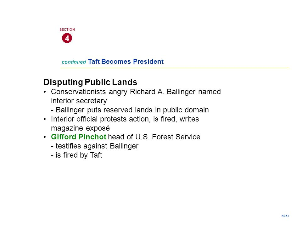 Disputing Public Lands