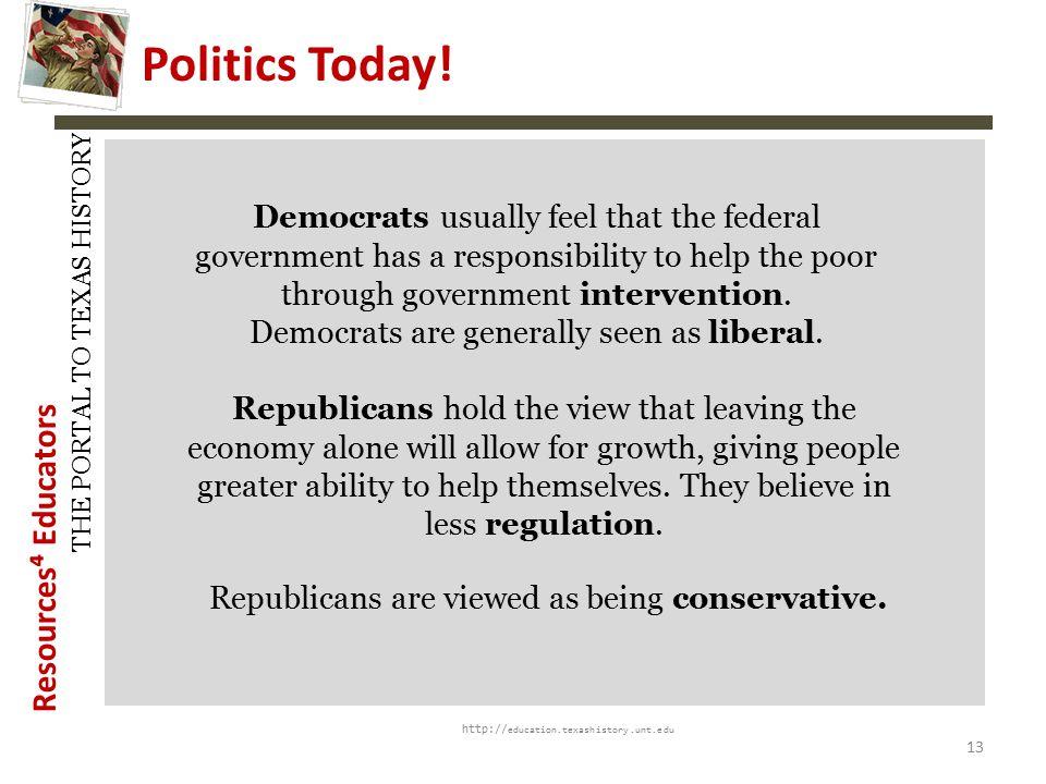 History Snapshots Politics Today!