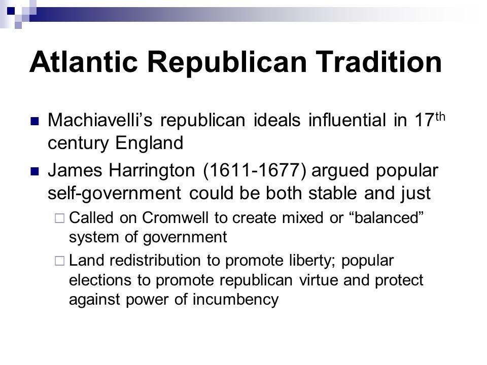 Atlantic Republican Tradition