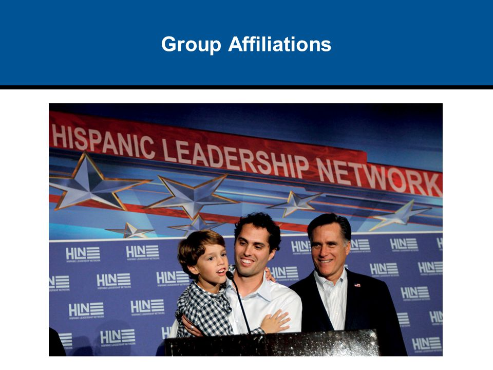 Group Affiliations