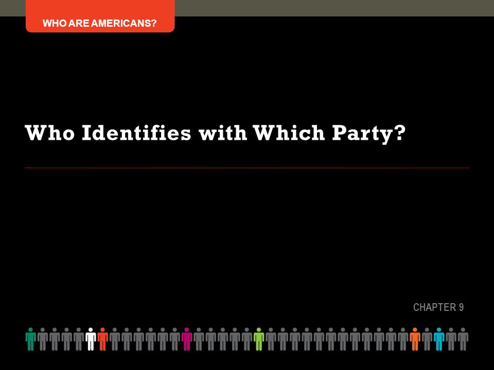 Who Identifies with Which Party