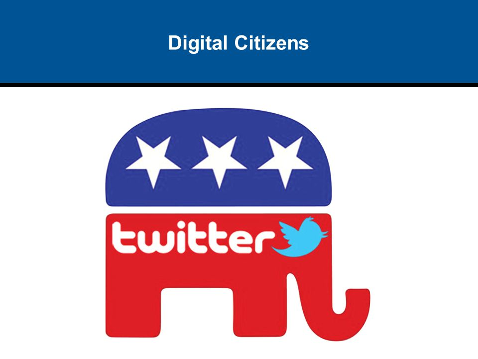 Digital Citizens Party power in a Digital Age
