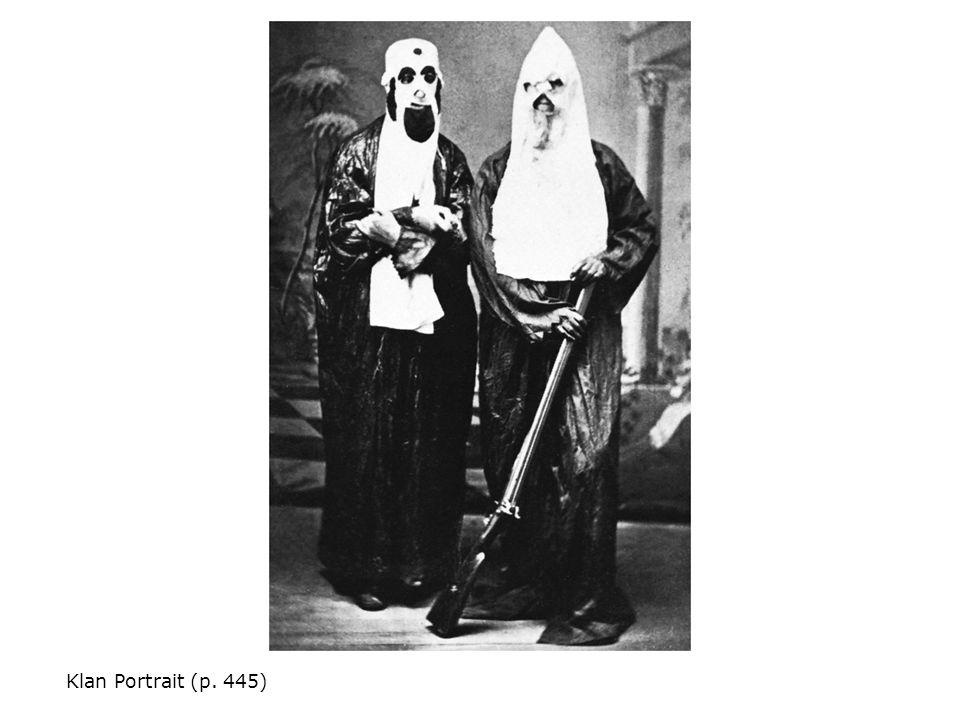 Klan Portrait (p. 445)