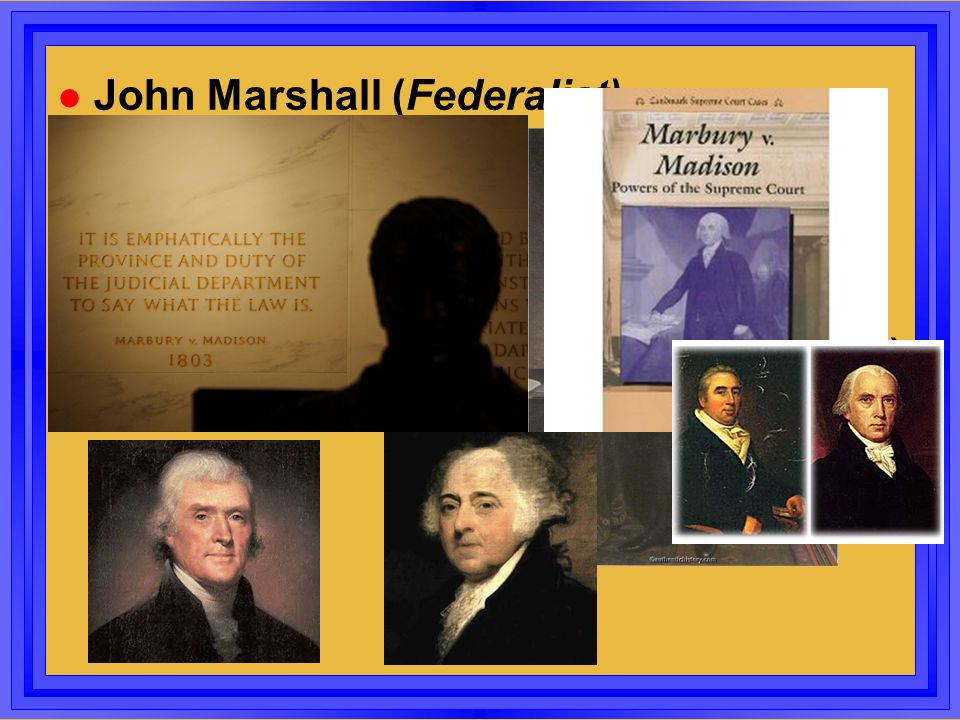 John Marshall (Federalist)