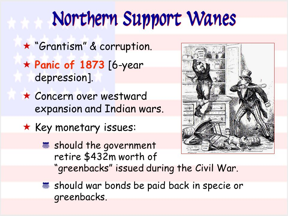 Northern Support Wanes