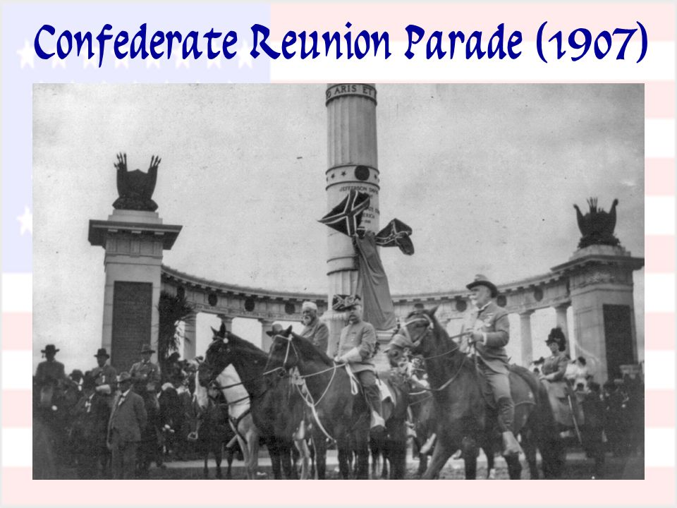 Confederate Reunion Parade (1907)