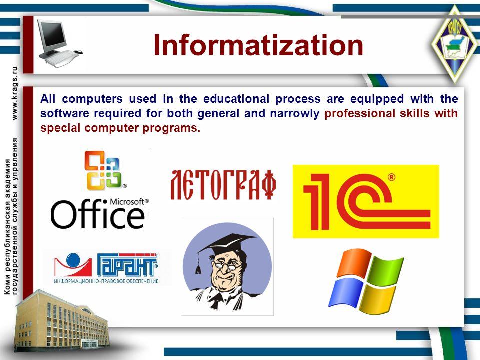 Informatization