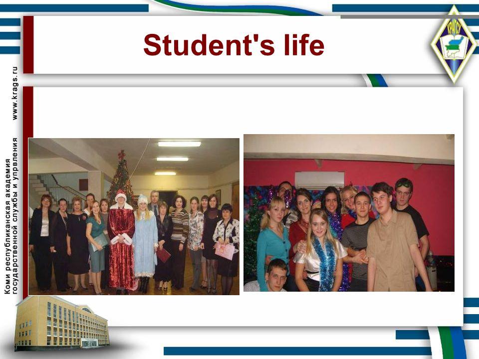 Student s life