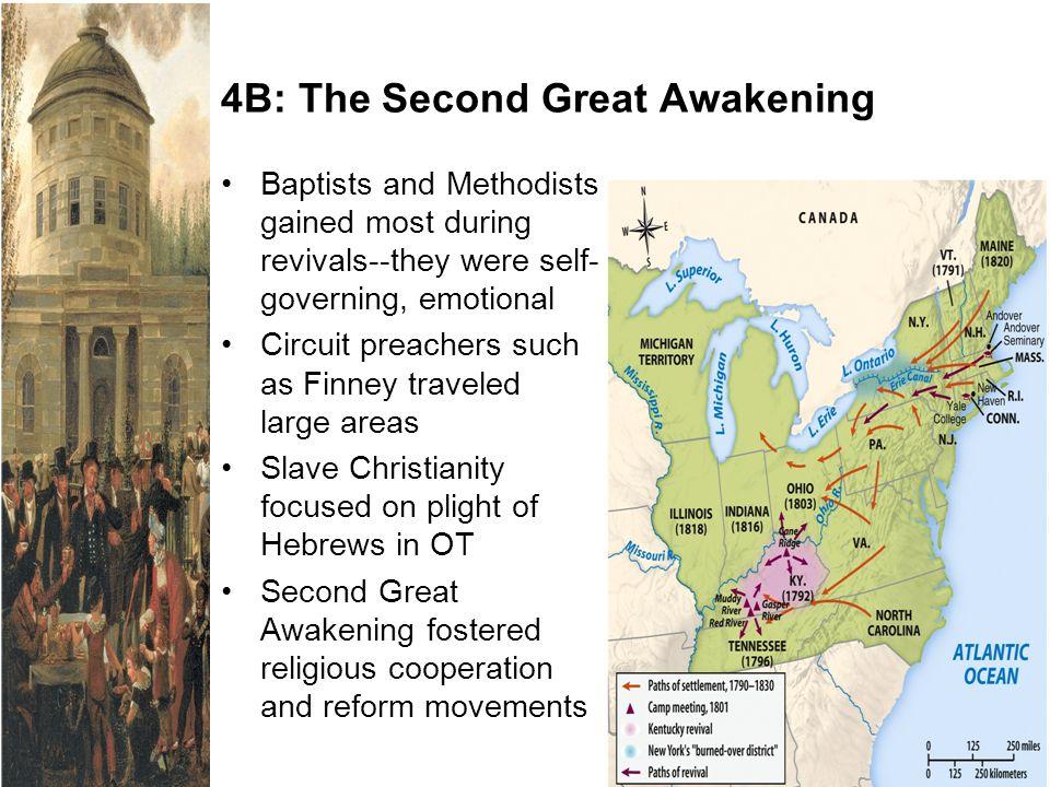 4B: The Second Great Awakening