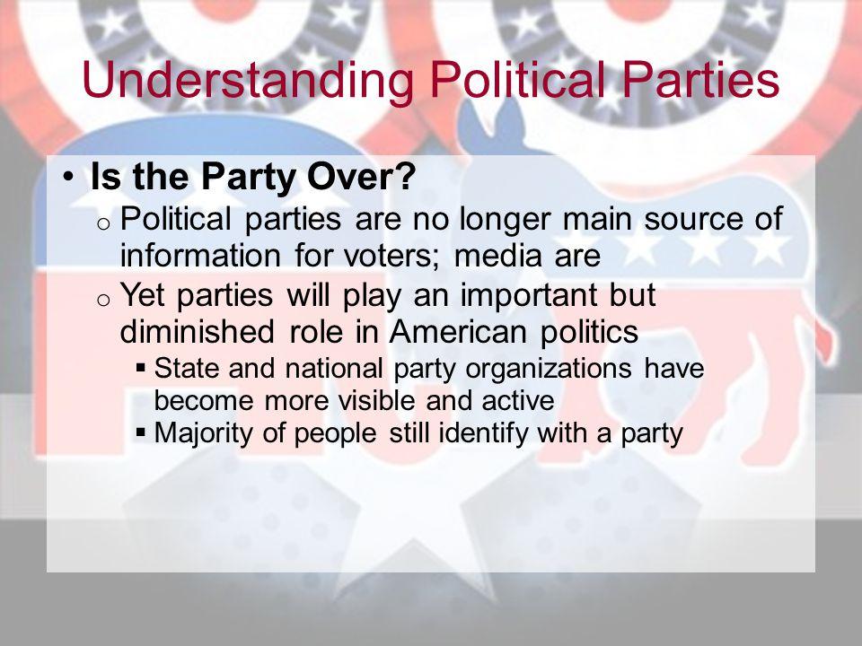 Understanding Political Parties