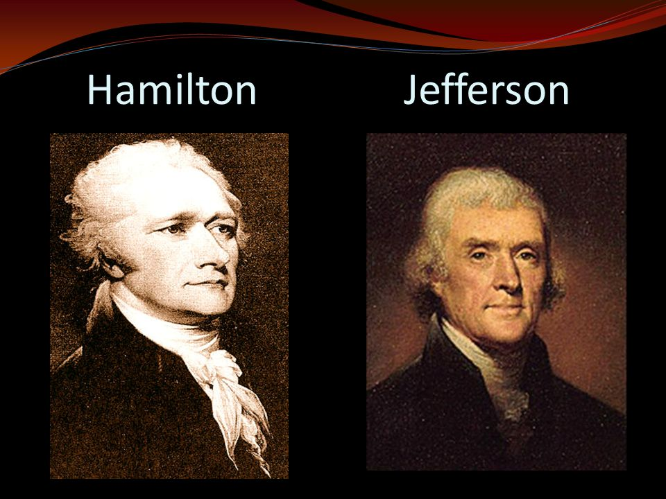 Hamilton Jefferson