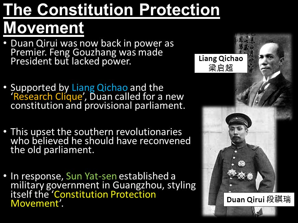 The Constitution Protection Movement