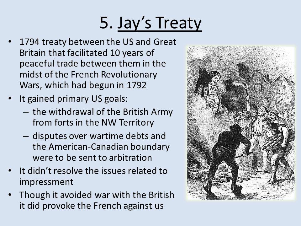 5. Jay's Treaty
