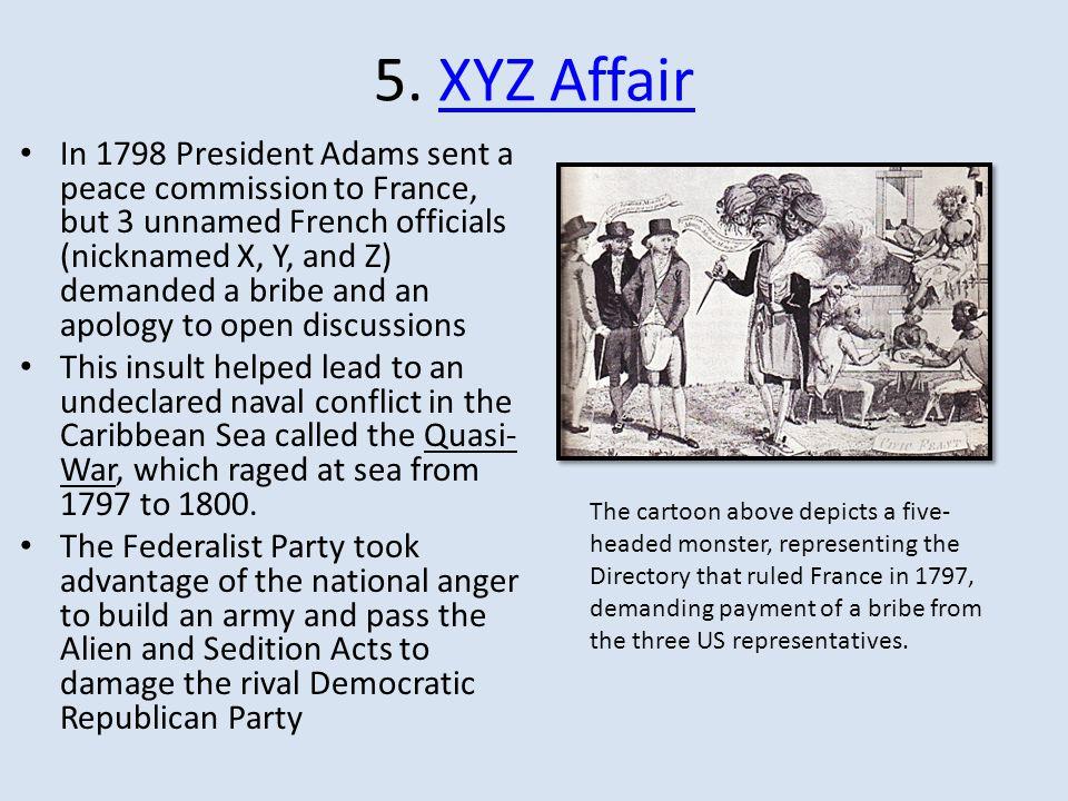 5. XYZ Affair