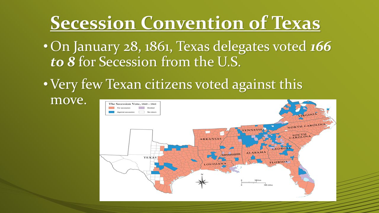Secession Convention of Texas