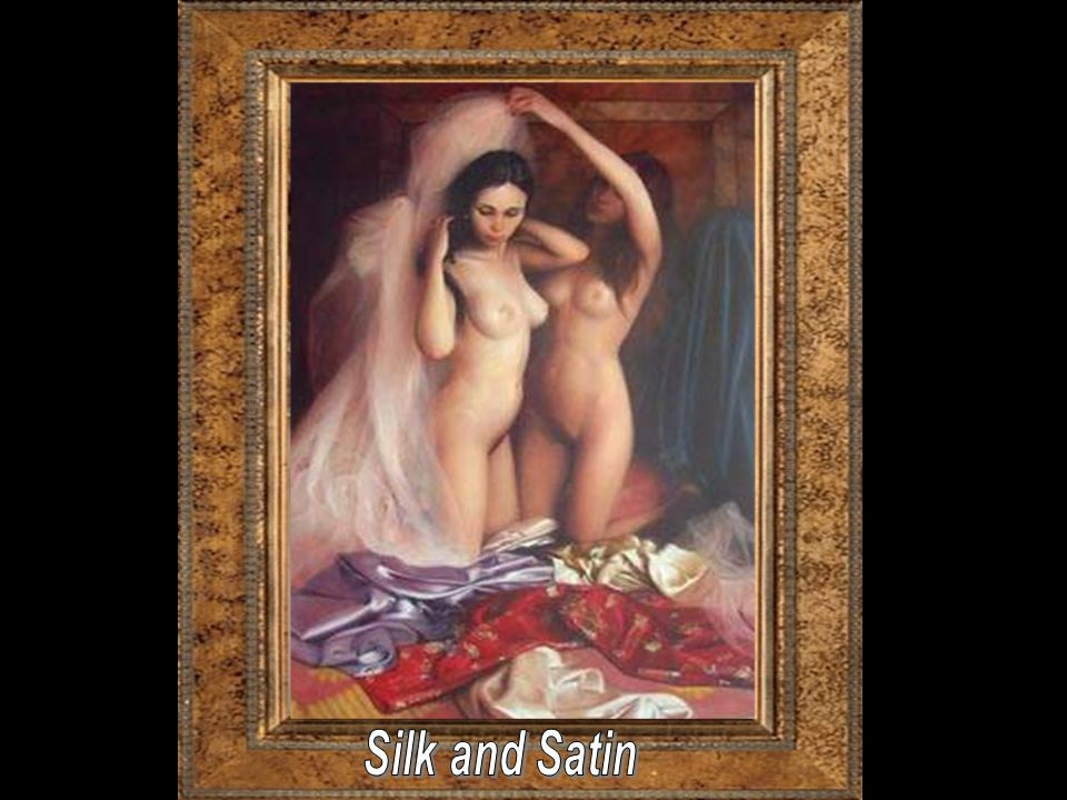 Silk and Satin