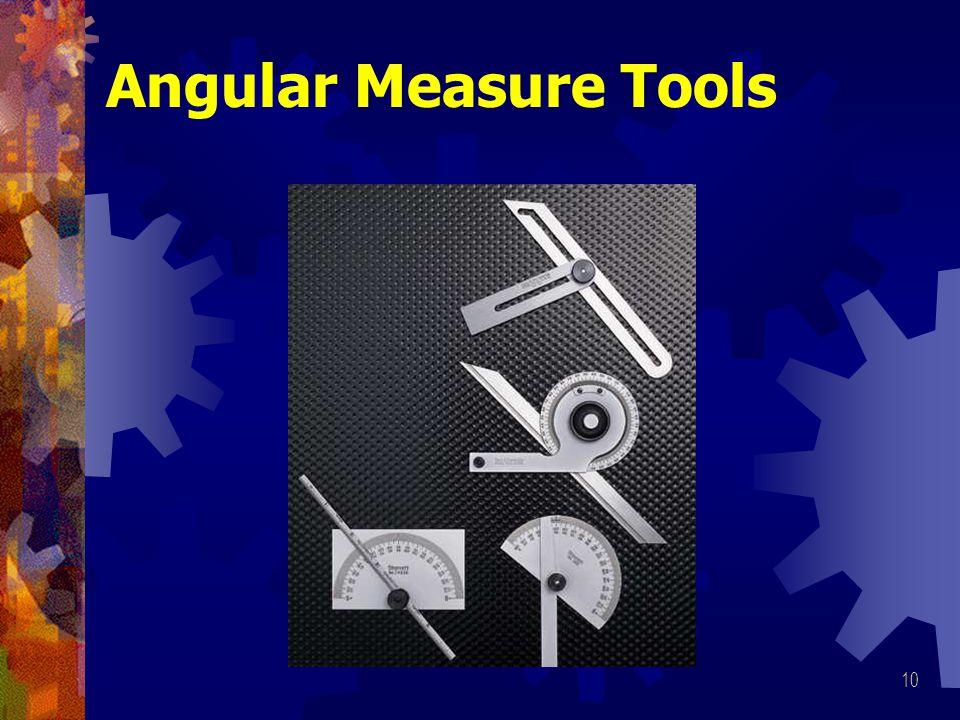 Angular Measure Tools