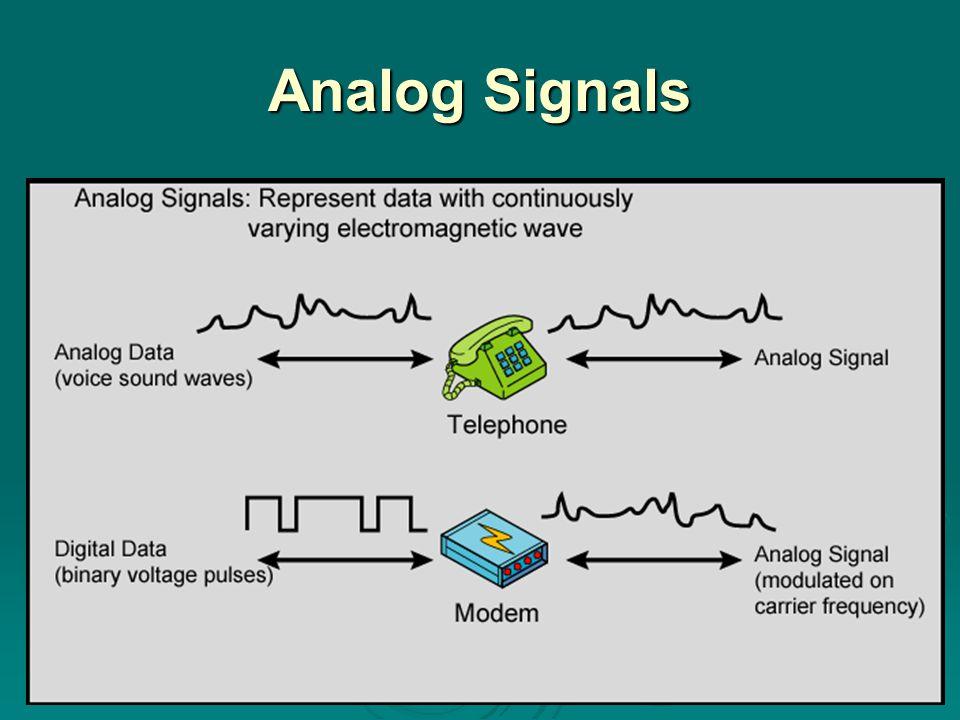 Analog Signals