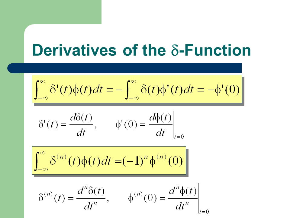 Derivatives of the -Function