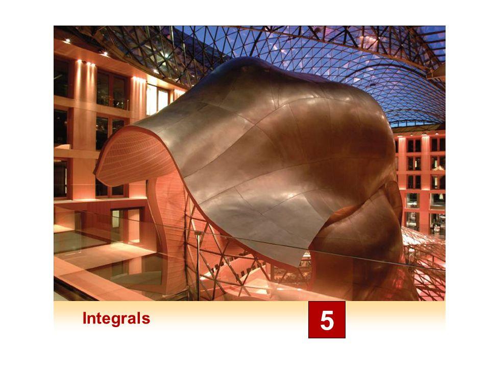 Integrals 5