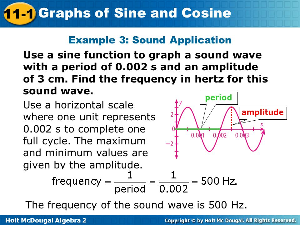 Example 3: Sound Application